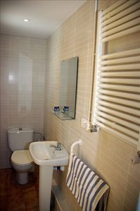 Eixample apartment rental - Bathroom 2