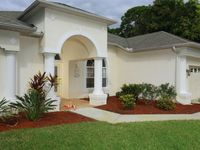 Beautiful Walk To Beach Home On Large Lot With Huge Pool.