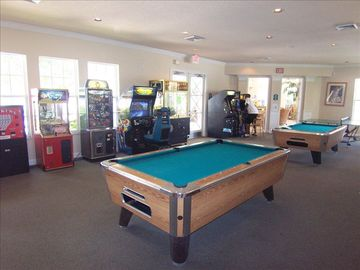 Game Room at Windsor Hills