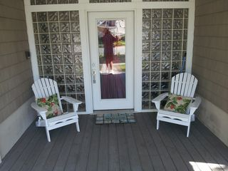Cape May house photo - Front Entry porch