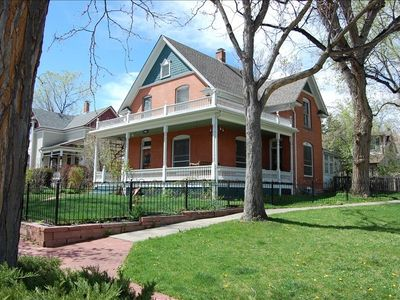 Charming Queen Anne Victorian constructed in 1874