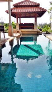 Bangtao beach villa rental - Private Pool