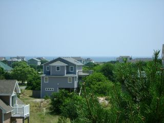 Kitty Hawk townhome photo - Sundeck view - Approx. 500 yds to Atlantic Ocean beach access
