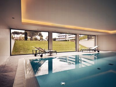 Scala Condominium Indoor Heated Pool