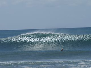 Mal Pais estate photo - The Beach Estate's Perfect Surf Peak