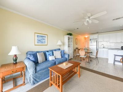 RECENTLY RENOVATED kitchen, updated flooring.  Perfect relaxing retreat!