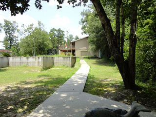 Gulfport house photo - View from River of the River Lookout. Nice concrete path