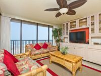 Exclusive 3 Bedroom Remodeled Beachfront Condo 2 Pools, Wi-Fi