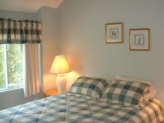 Waterville Valley townhome photo - Bedroom #2