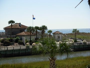 View of swash and Beach Club-our oceanfront pool with snack bar