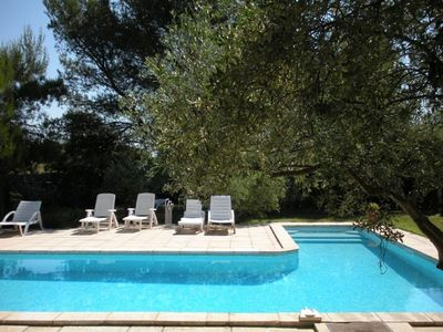 Pretty cottage, in the heart of the natural park of Alpilles