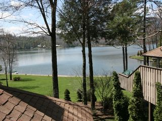 Lake Toxaway house photo - View from 2nd floor sitting area