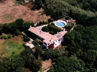 Colares house photo - Aerial view of Casa do Celeiro