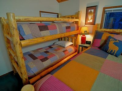 2nd Bedroom Bunk Bed