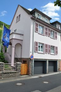Cochem house rental - Street view