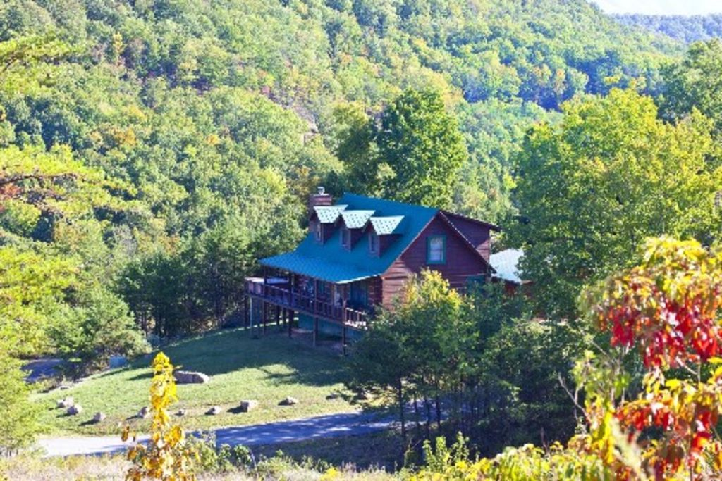 Tellico Cabins View Point With Hot Tub Vrbo