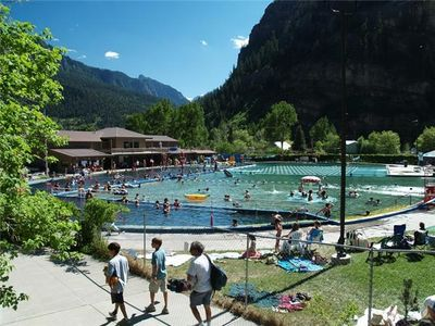 Ouray City Pool