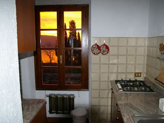 Toscolano-Maderno farmhouse photo - Kitchen