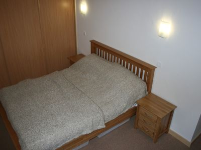 Vaujany apartment rental - King bedroom 1
