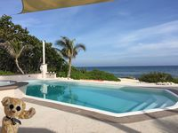 Enjoy this oceanfront villa complete with pool, jacuzzi & million dollar views!