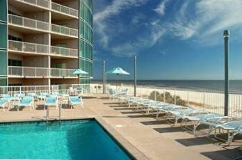 Main Pool at Sea Breeze - DIRECTLY on the Beach