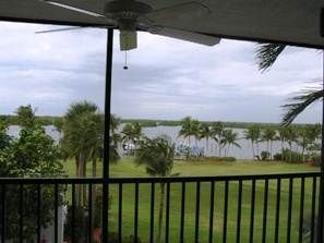 Fort Myers Beach condo photo - View of Bay
