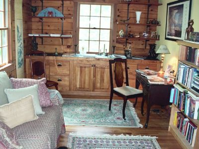 Rockport house rental - Library/Brdm 3 Antiques & Ambiance open or private