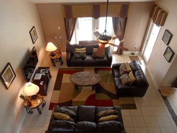 Overlook of Family Room