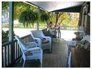 side porch - Jamestown (Conanicut Island) house vacation rental photo