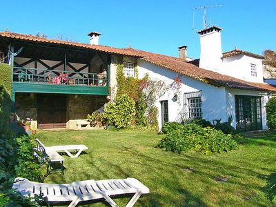 Holiday home with pool and views on Ponte de Lima.
