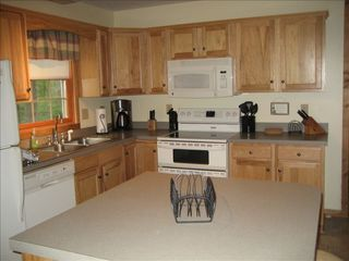 Massanutten house photo - .Fully equipped kitchen