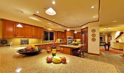 Fully Equipped Gourmet Kitchen/Pantry