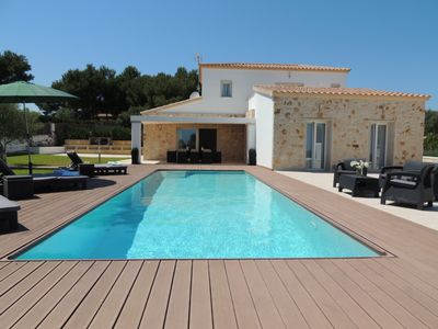 New and comfortable villa with air-conditioning, close to Golf Vall d´Or
