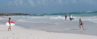 Tulum house photo - Great Beach for Children