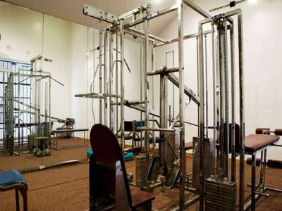 Gym At The Club House Incase You Have Any Energy Left At Days End