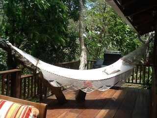 Carazo house photo - My favorite Nicaraguan hand made product a Hammock, perfect to read a good book!