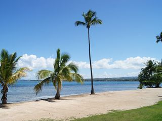Cabo Rojo apartment photo - Beach with Joyuda bay on the background.