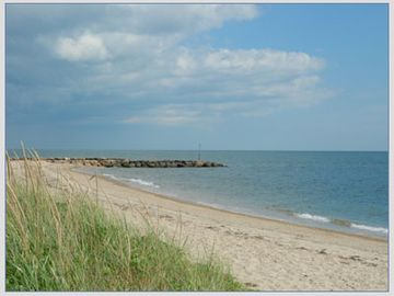 These south facing Yarmouth beaches have Cape's softest sand and warmest water..