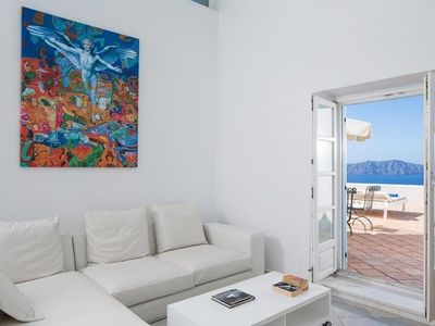 Thira (Fira) villa rental