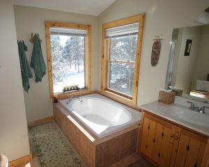 Pagosa Springs house photo - Master Bathroom
