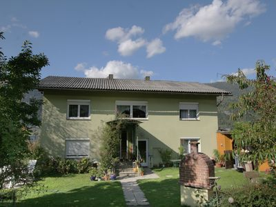 Fantastic location 400 metres from the Ossiachersee
