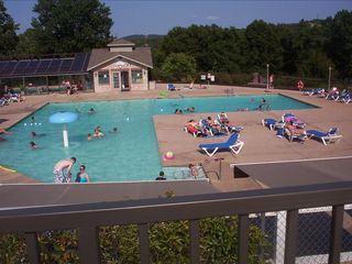 Branson condo photo - Clubhouse outdoor pool
