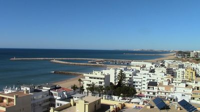 Apartment 20 m from the beach with panoramic views
