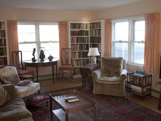 Old Saybrook cottage photo - Living room off kitchen / winterized
