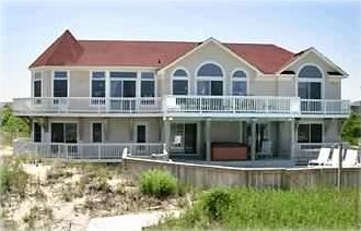 Oceanfront Elevation