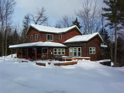 Wilmington vacation rental vrbo 419075 3 br whiteface for Wilmington ny cabin rentals
