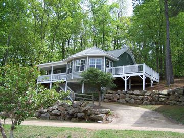 Weiss Lake house rental