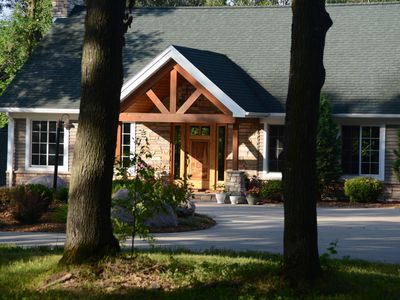 Private Vacation Lake Home On 47 Acres Of Breathtaking Woods In Mn Lake Country