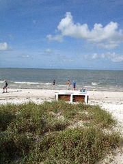 Fort Myers Beach cottage photo - Gulf of Mexico just steps away!