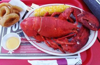 Pemaquid Beach house photo - Lobster available from local restaurants